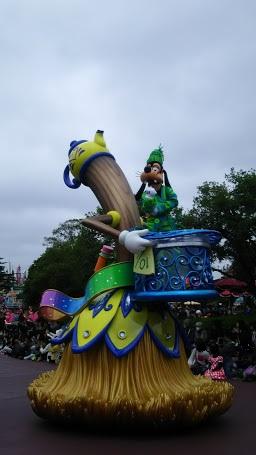 DSC 5451 35周年パレード【画像あり】ドリーミングアップとアラジンの謎(笑)