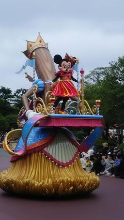 DSC 5466 35周年パレード【画像あり】ドリーミングアップとアラジンの謎(笑)