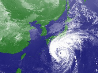 台風対策 雨戸がない