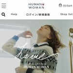 ヒューマンウーマンの年齢層は?通販もあって使いやすい日本ブランド