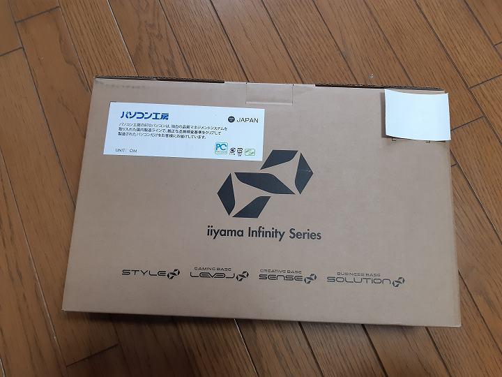 iiyama ノートパソコン 評判