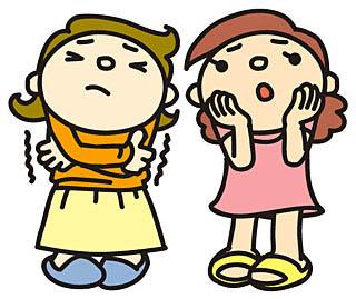 クーラー病の症状 熱