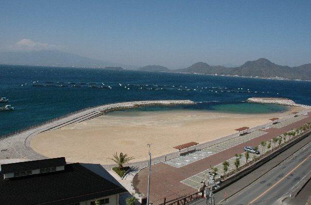 らららサンビーチ 駐車場