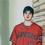 大谷翔平の成績(通算)|投手・打者・日本・MLB別。身長体重が大きな要因?