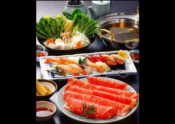 しゃぶ寿司