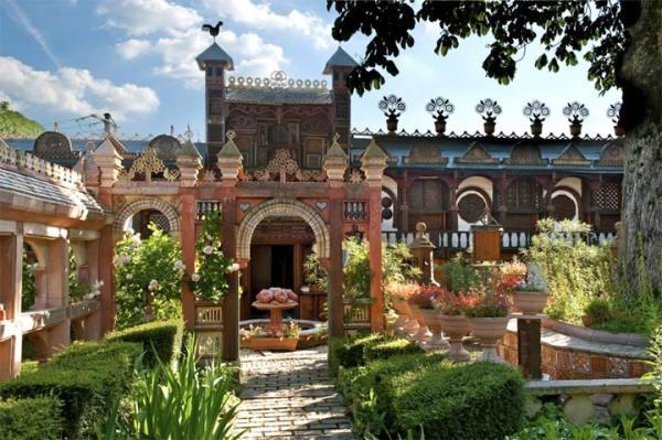 フランスにある秘密の庭園1