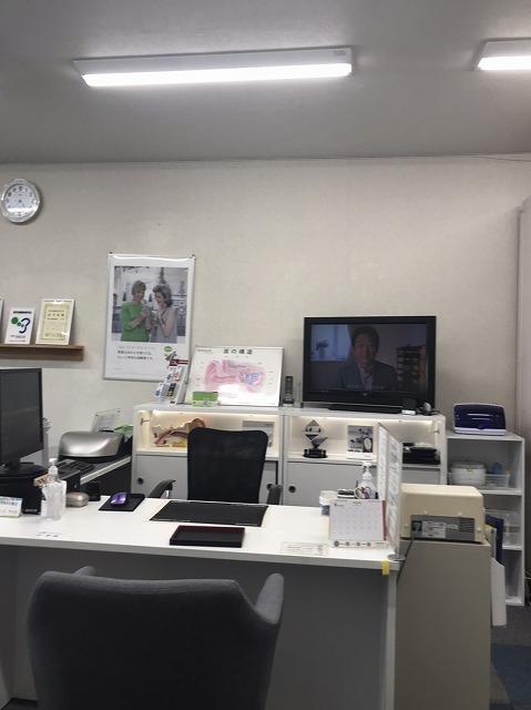 関東補聴器土浦店 店内