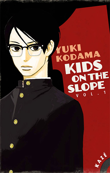 Kids on the slope tome 1