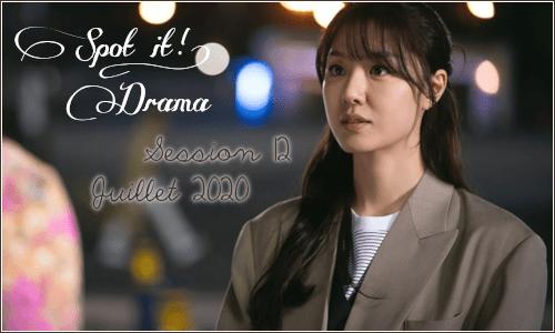 illustration spot it drama juillet 2020