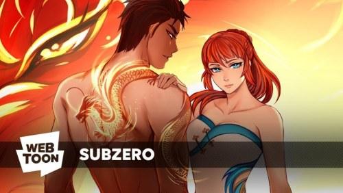 Illustration du webtoon SubZero