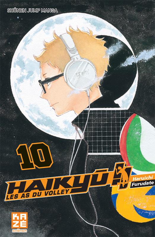 Haikyû!! tome 10