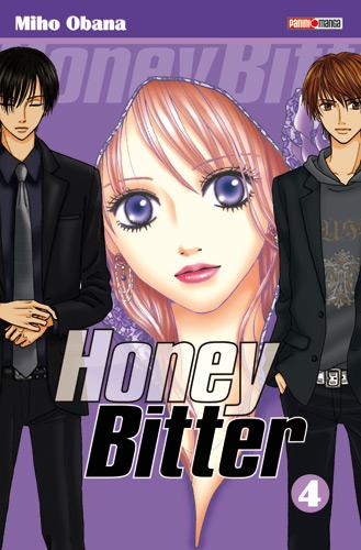 Honey bitter tome 4
