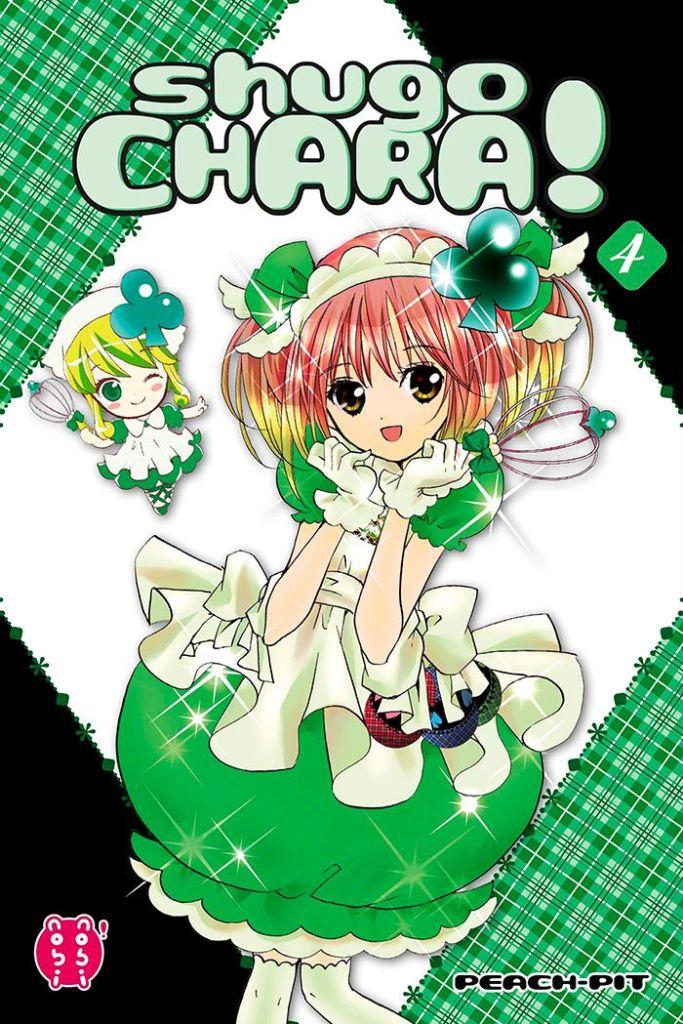 Shugo chara tome 4 - volume double