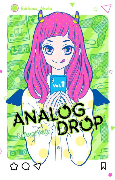 Analog drop tome 1