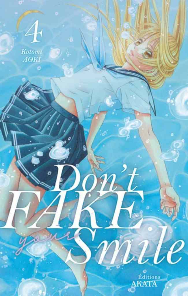 Don't fake your smile tome 4