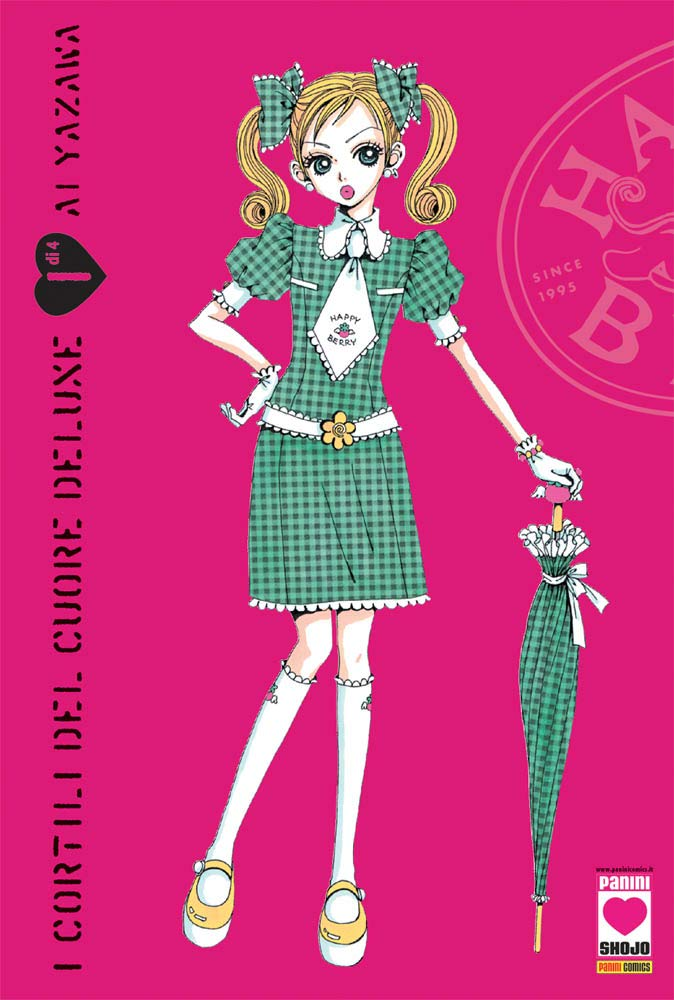 Gokinjo tome 1 - édition deluxe italienne