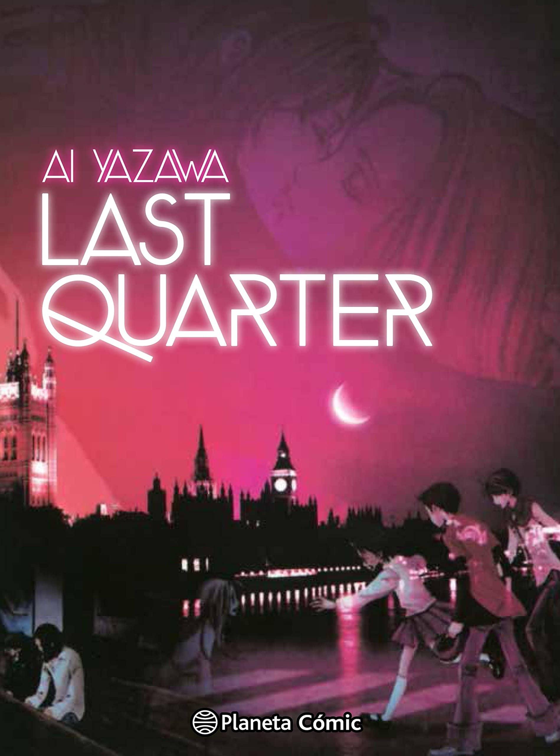 Last quarter - intégrale - édition espagnole