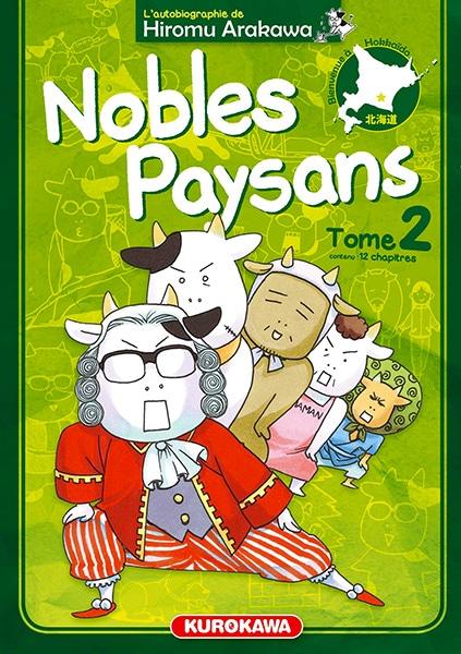 Nobles paysans tome 2
