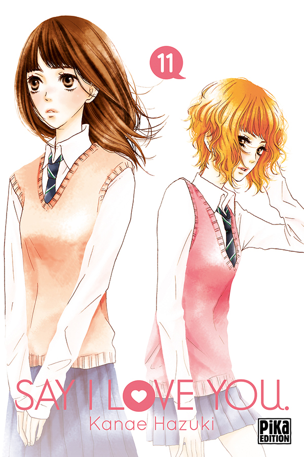 Say I love you tome 11