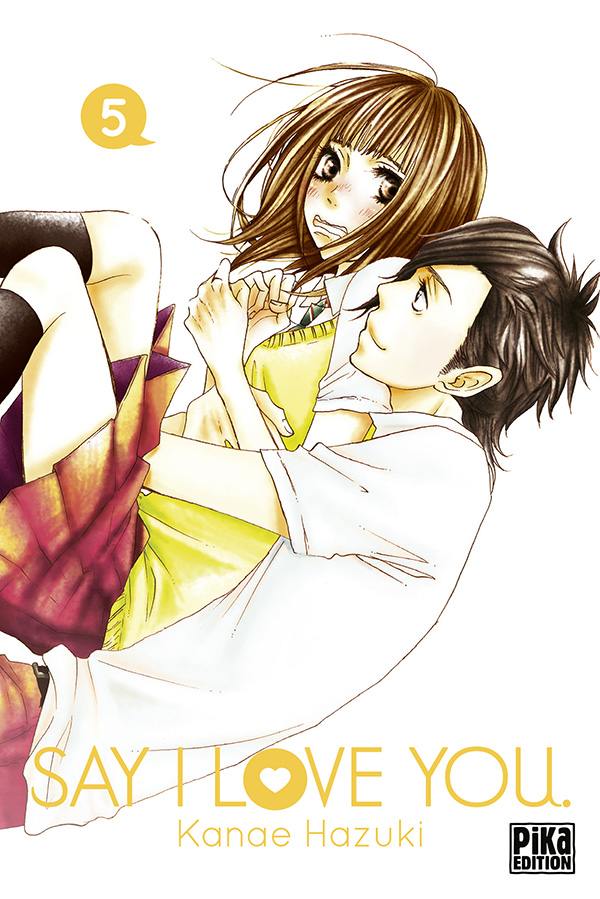 Say I love you tome 5