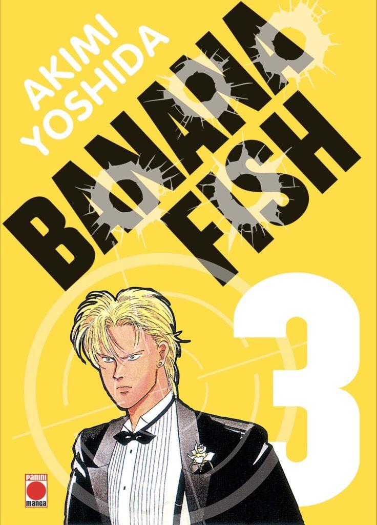 Banana fish - Perfect edition tome 3