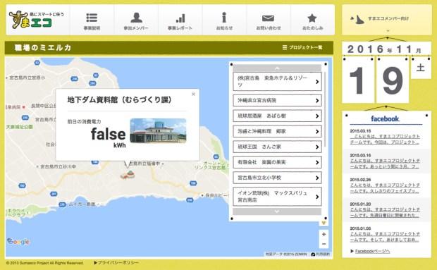 沖縄 宮古島 すまエコプロジェクト