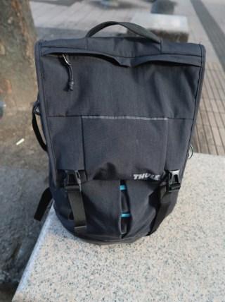 Thuleは慣れるとくせになるバッグだった!〜大容量のバッグパックを日常使いで思うこと〜