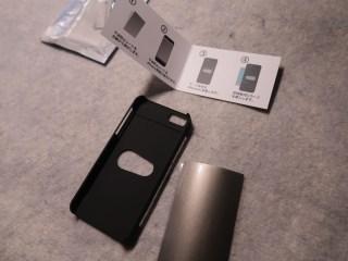 iPhoneSEのICカード挿入できるケースを購入!!