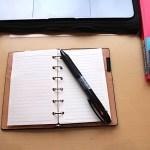 ジェットストリーム(ボールペン)の替芯を薄型の手帳用ボールペンで使い倒す!