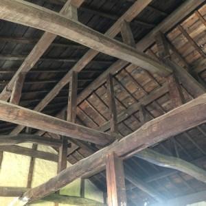 紬建築土壁伝統構法