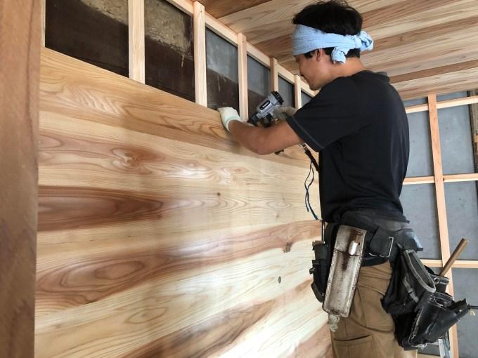 紬建築土壁・伝統構法石場建て木組み