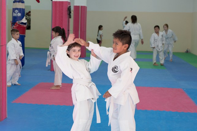 aikido peques en benicalap