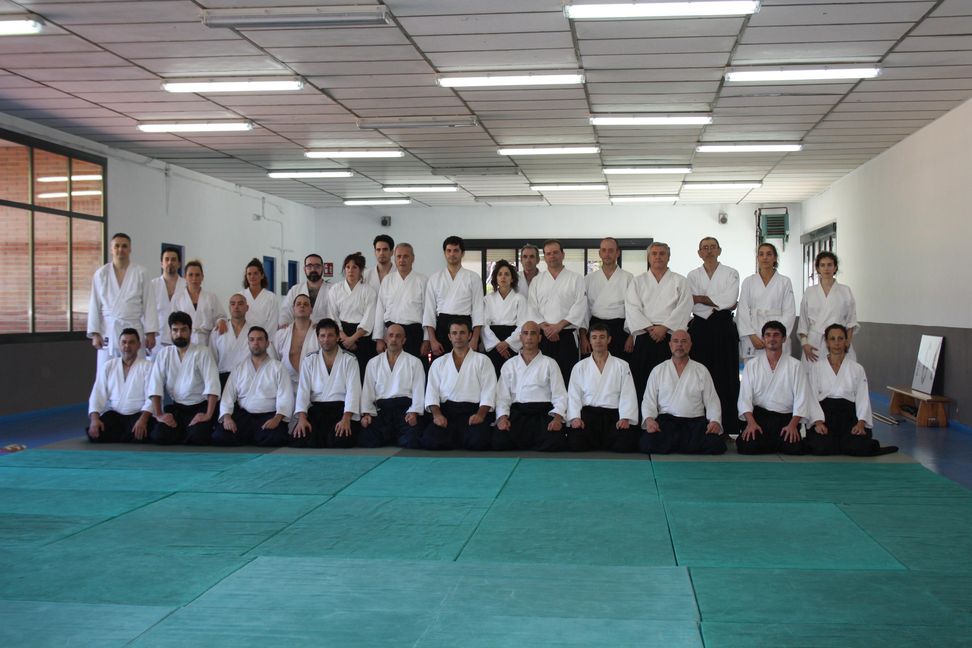 grupo de aikido de valencia