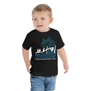 Tsunami Wave (no back logo) Toddler tee
