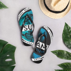 Tsunami Flip-Flops
