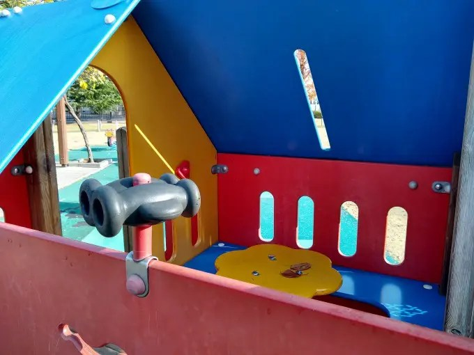 グリサラ公園遊具
