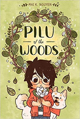 Pilu of the Woods Book Cover