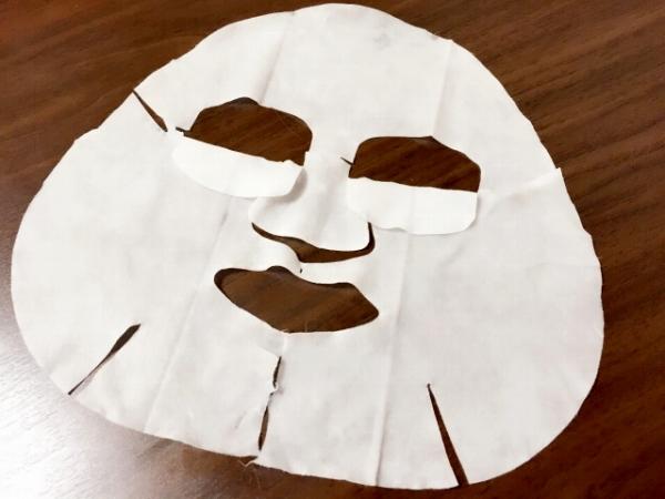 ドライフェイスマスク