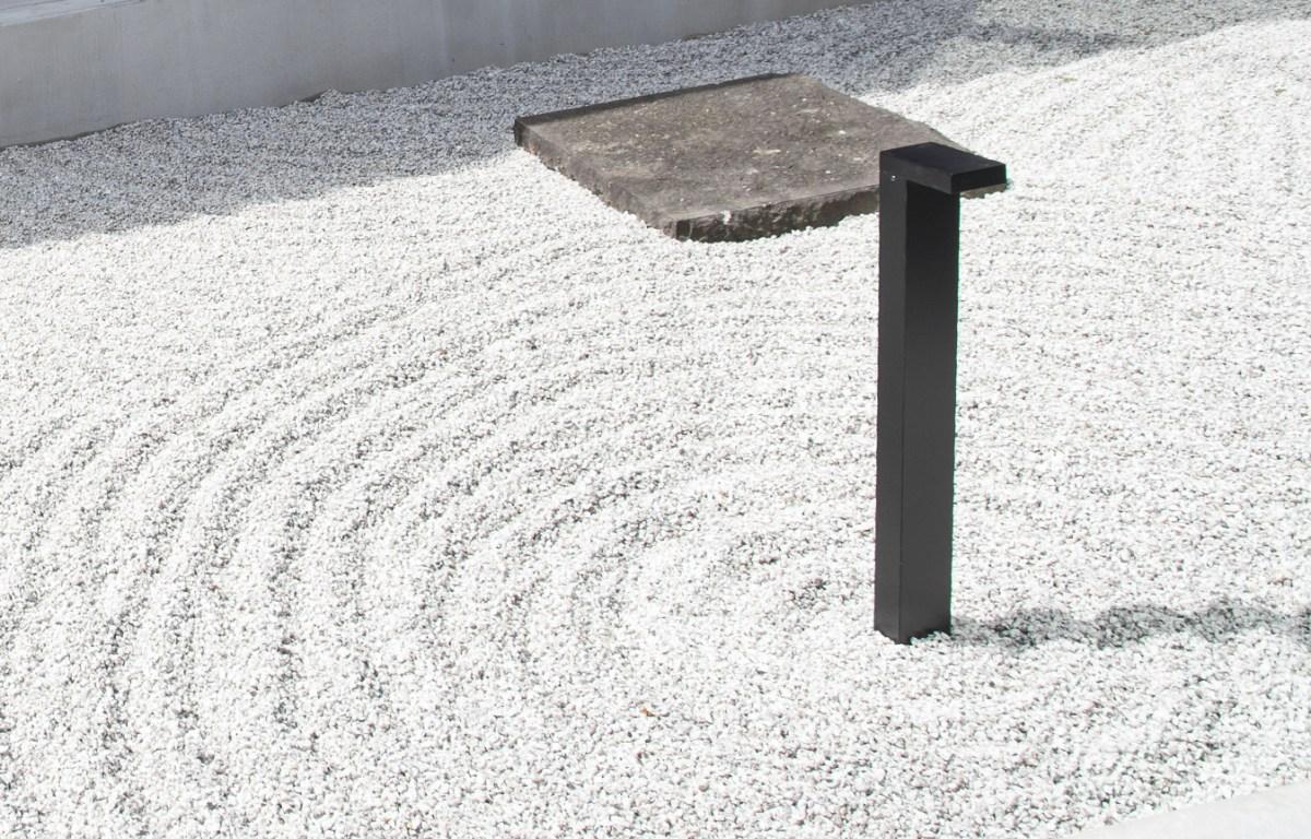 通入寺 石庭 枯山水