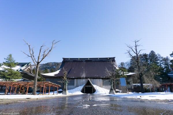 井波別院瑞泉寺 本堂
