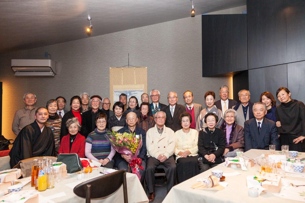 2016年同朋の会 新年懇親会