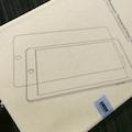 iPad mini用 強化ガラス液晶保護フィルムもAnkerがいい(・∀・)イイ!!