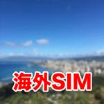 アメリカの現地SIMが使えすぎて感動した。使用方法もSMSするだけで簡単。