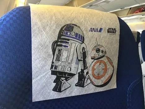 ANA Star Wars座席