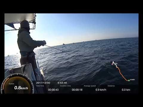 太刀魚釣りで11月のご予約ありがとうございます