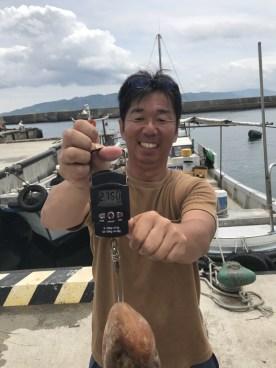 2019-6-28-マダコ2.8kg