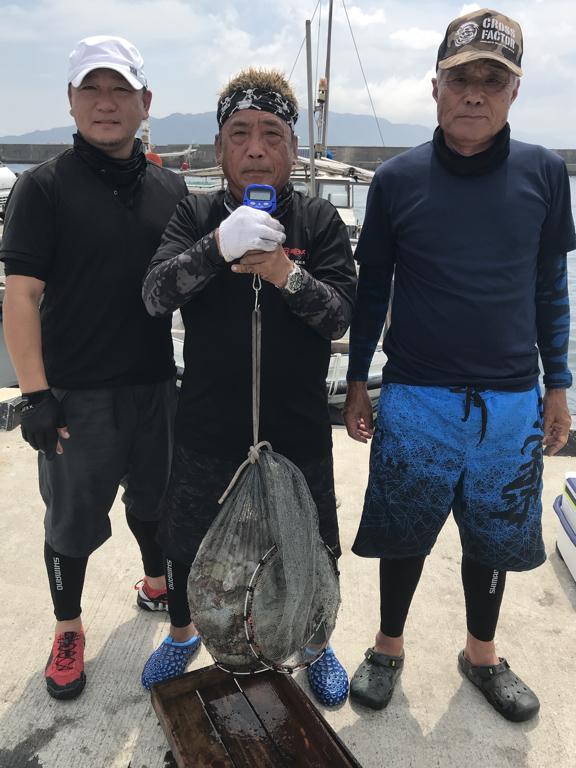 2019-8-22-マダコ20.36kg