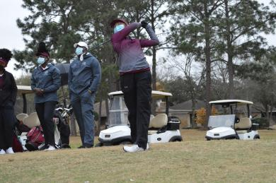 Golf Teams Back In Action This Week In Houston