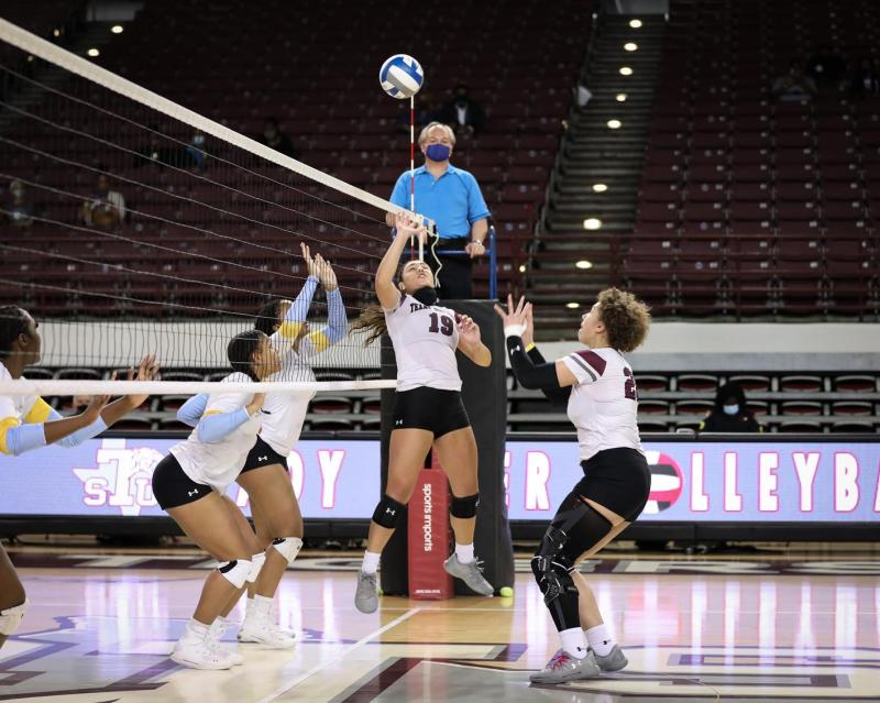 Volleyball Heads To Louisiana For Pair Of Games