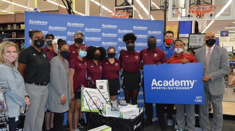 Texas Southern University Athletics, Academy Sports + Outdoors Adopts Houston Area Youth Team
